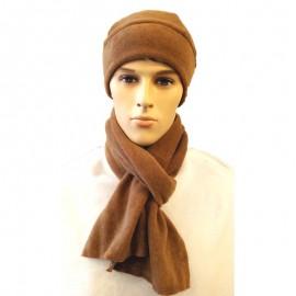 Ensembles bonnet et écharpe IGOR 100 % fabriqués en France